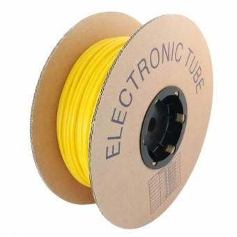 Profil BA-60Z żółty, średnica 6,0 mm, długość 100 m do drukarek oznaczników