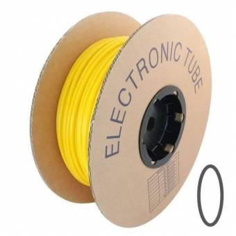 Profil owalny BF-70 żółty, średnica 7,0 mm, długość 100 m do drukarek oznaczników
