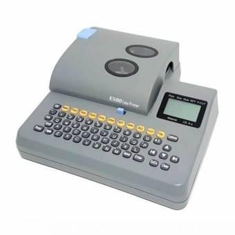Drukarka oznaczników K900, oznaczanie kabli, przewodów i urządzeń elektrycznych