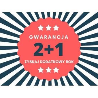 Gwarancja 2+1 dodatkowy rok gwarancji TYLKO 199 PLN