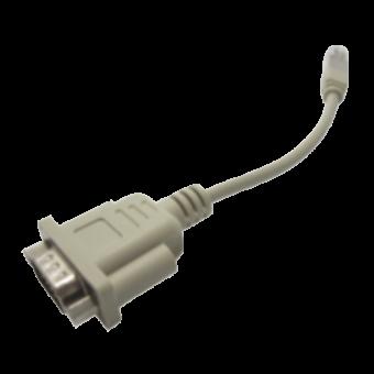 PA-SCA001 adapter / przejściówka z RJ25 do DB9M do termicznych drukarek etykiet Brother TD-2020, TD-2120N, TD-2130NHC, TD-2130N